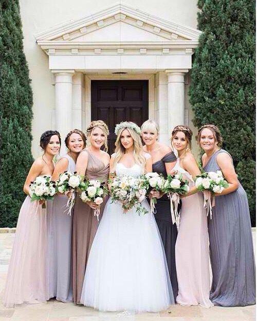 Ashley Tisdale Wedding Bridesmaid Dresses Wedding Bridesmaid Dresses Bridesmaid Dress Colors Bridesmaid