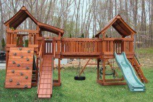 this would be perfect we could extend on our existing swingset