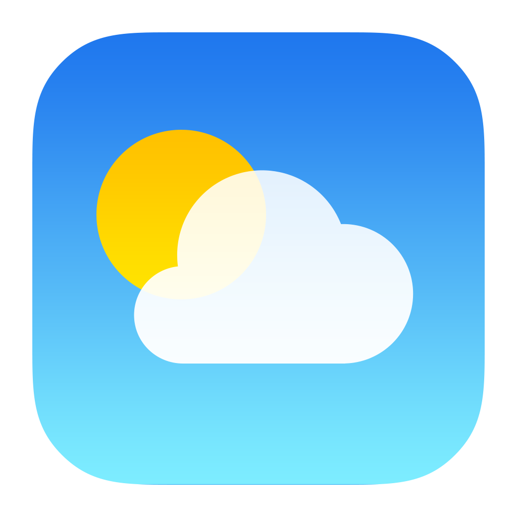 Weather Icon Png Image Weather Icons Icon Application Iphone