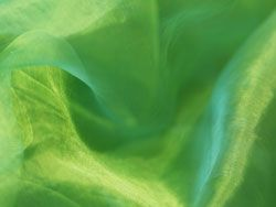 layer of draped organza adds elegance, dimension and formality to whatever lies beneath, from a colorful silk gown to a polished oak tabletop. Organza has the power to mute, blend, harmonize and create texture that brings other fabrics to life.http://www.bbcrafts.com