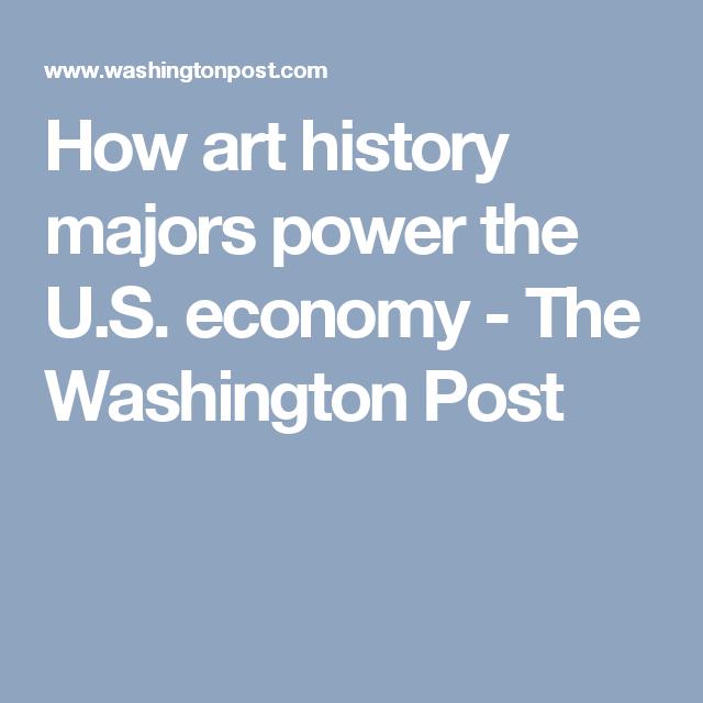 Photo of How art history majors power the U.S. economy
