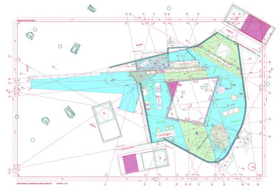 Casa para el poema del angulo recto - Smiljan Radic | Architecture ...
