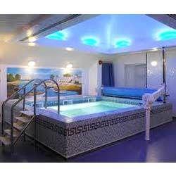 Above Ground Indoor Pool Google Zoeken Binnenzwembaden Home Design En Zwembad Huizen