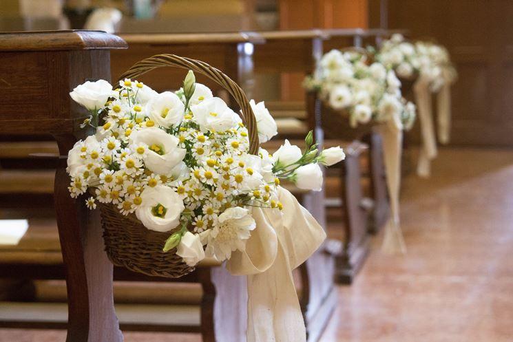 Addobbi Floreali Matrimonio Rustico : Decorazioni chiesa gelsomino addobbi floreali matrimonio prezzi