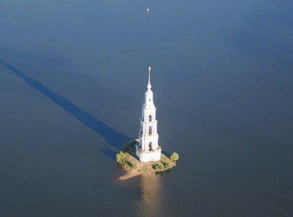 Kalyazin Tower, Russia