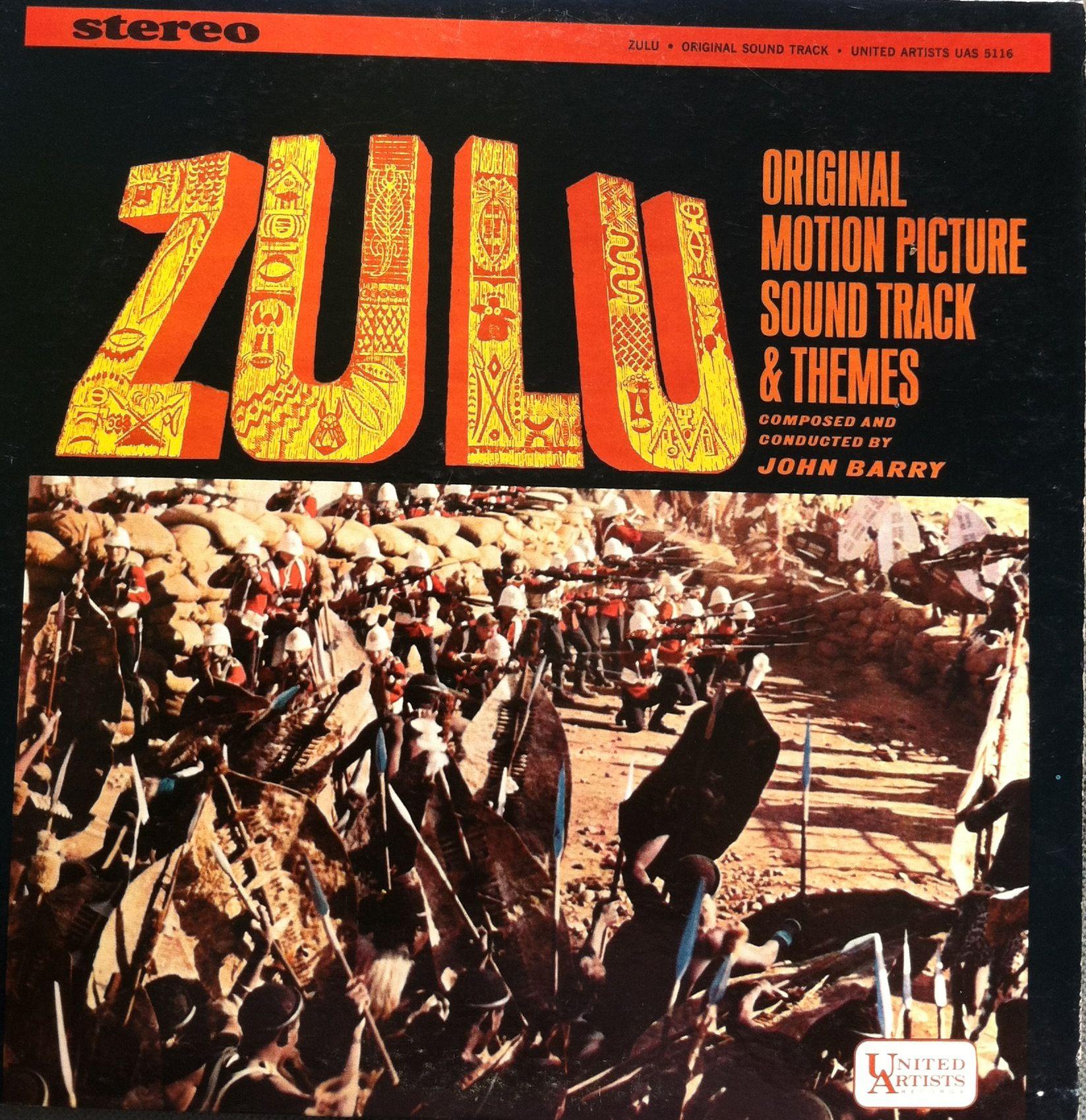 Soundtrack Lp Record Quot Zulu Quot 1 49 It S A Record