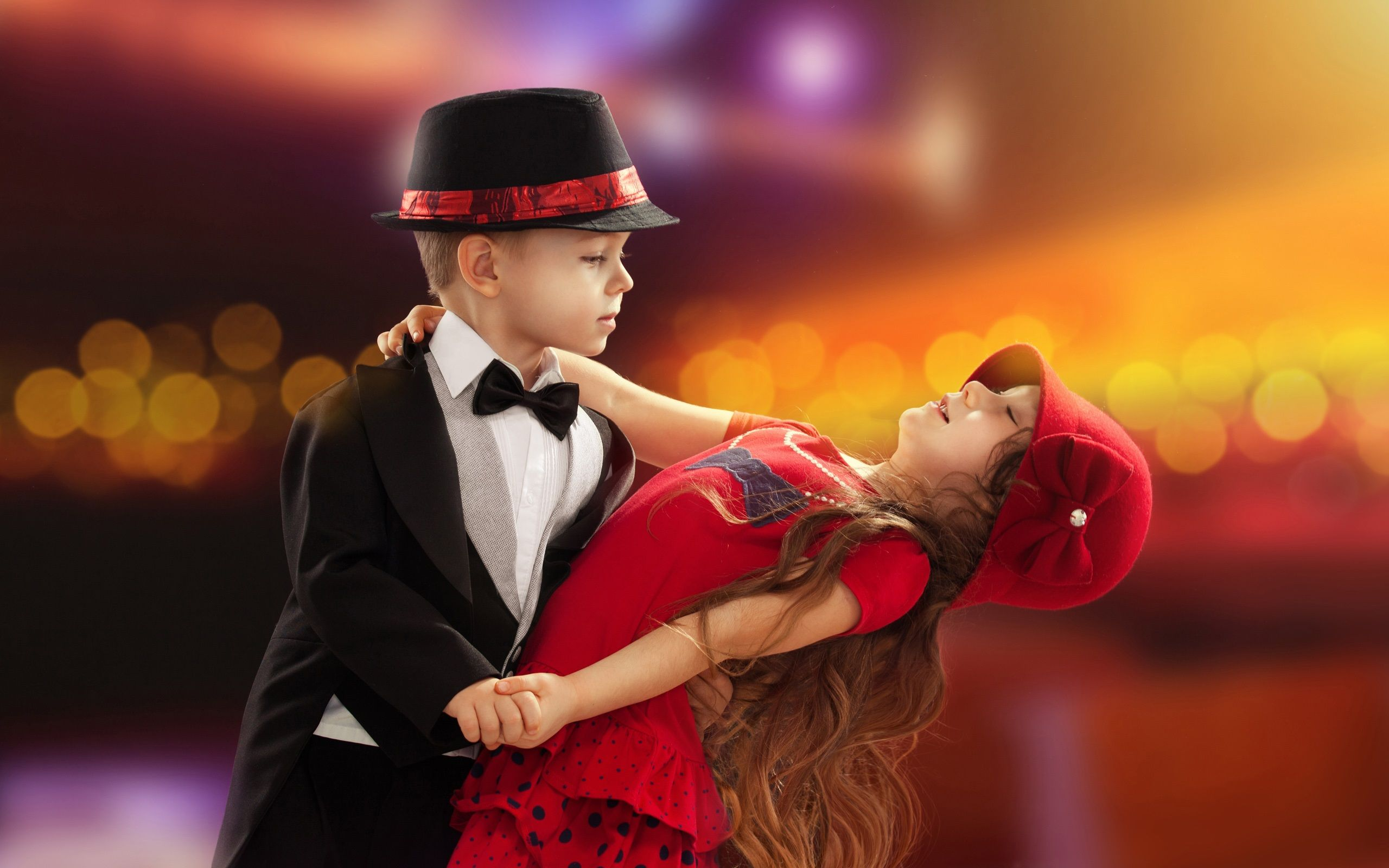 Beautiful Dance Cute Girl And Boy Child Wallpaper By Sakura Cute Baby Wallpaper Cute Images Cute Little Boys