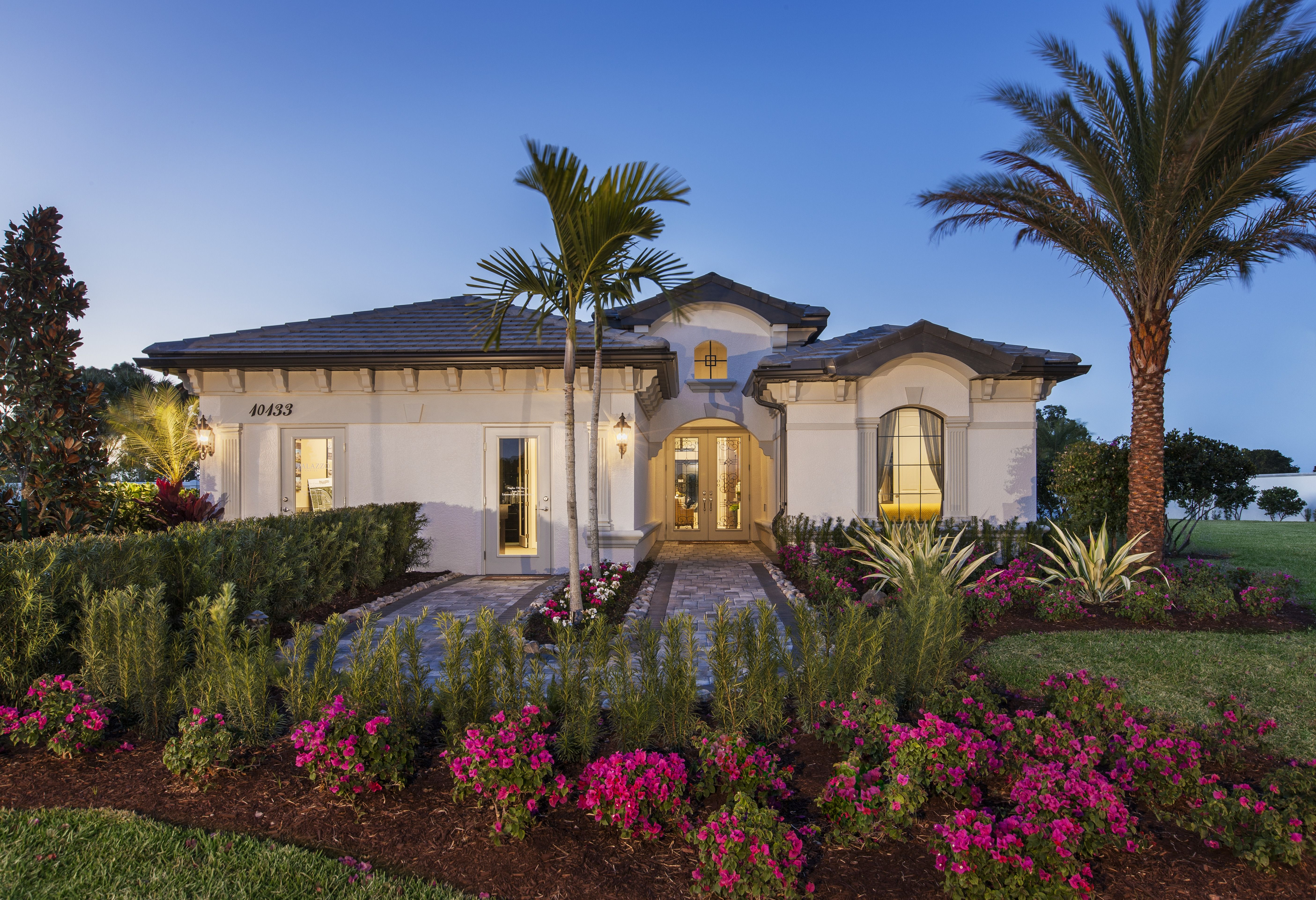 Florida Luxury New Homes For Sale By Toll Brothers Modern Mediterranean Homes Mediterranean Homes Florida Home