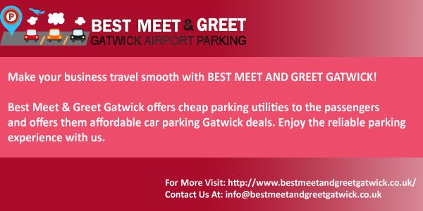Get fully hassle free car parking deals with best meet greet get fully hassle free car parking deals with best meet greet gatwick m4hsunfo