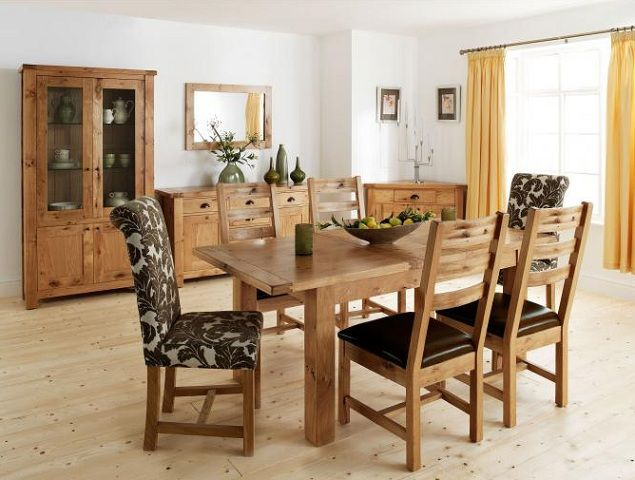 Oak Dining Room Set  How To Go Traditional Elegantly  Ideas Para Prepossessing Dining Room Chairs Oak Inspiration