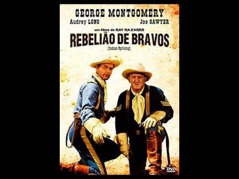 Rebeliao De Bravos 1952 Faroeste Completo Legendado Com George