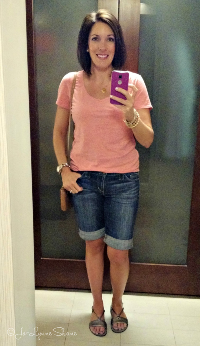 Fashion Over 40 Daily Mom Style Summer Woman