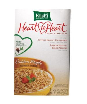 Healthiest Instant Oatmeals - you can also make your own, but buying a canister of quick oats makes A LOT for a college kid :P