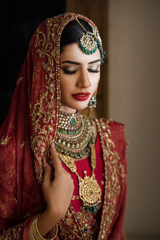 Pakistani Bridal Makeup for Barat barat bridal Makeup