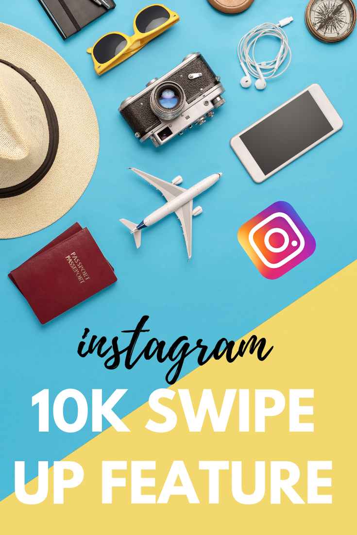 Swipe Up Instagram Feature Without 10k Followers This 10k Swipe Up