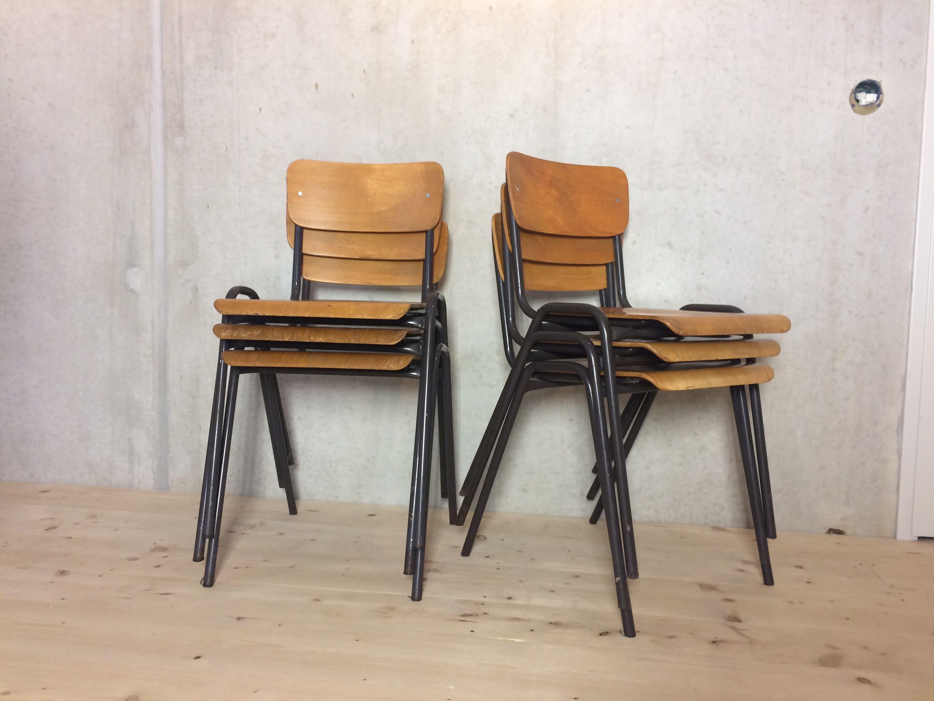 sechs Stahlrohr Stühle | Pinterest | Stahlrohr, Industriedesign und ...