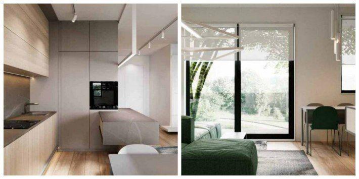 cucina e soggiorno in un unico ambiente le idee da copiare ...