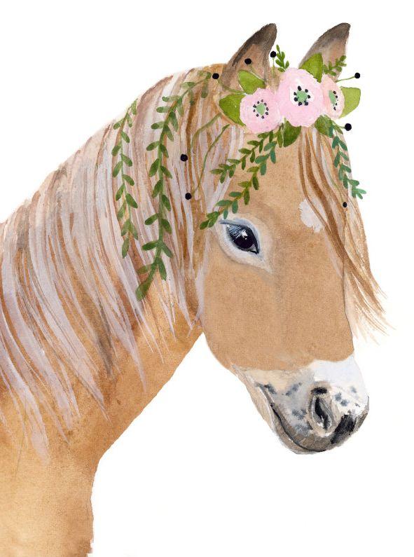 Farm nursery decor Pony nursery decor, equestrian decor, equestria girl decor, nursey prints, Childrens Wall Decor, Kids Art Print