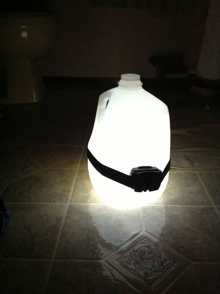 Next Outdoor Lighting Try out these simple hacks on your next camping trip workwithnaturefo