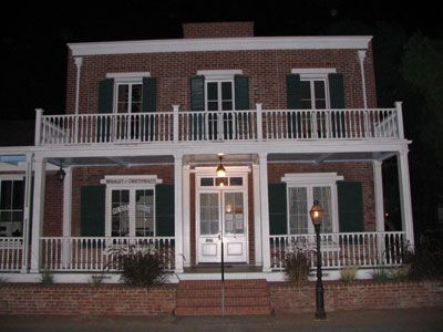the whaley house according to americas most haunted the house is rh pinterest com Most Haunted States in America The Haunted City in United States