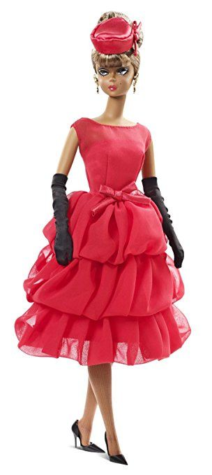 MATTEL Bambola Barbie Collector Fashion Model 3 (Esc.dettaglio) (TBC-2015) CGT26