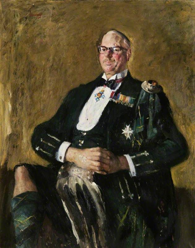 David Gordon, 4th Marquess of Aberdeen and Temair