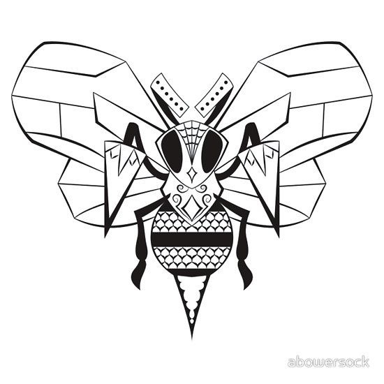 Beedrill De Los Muertos | Pokemon U0026 Day Of The Dead Mashup · Pokemon  Coloring PagesDay ...