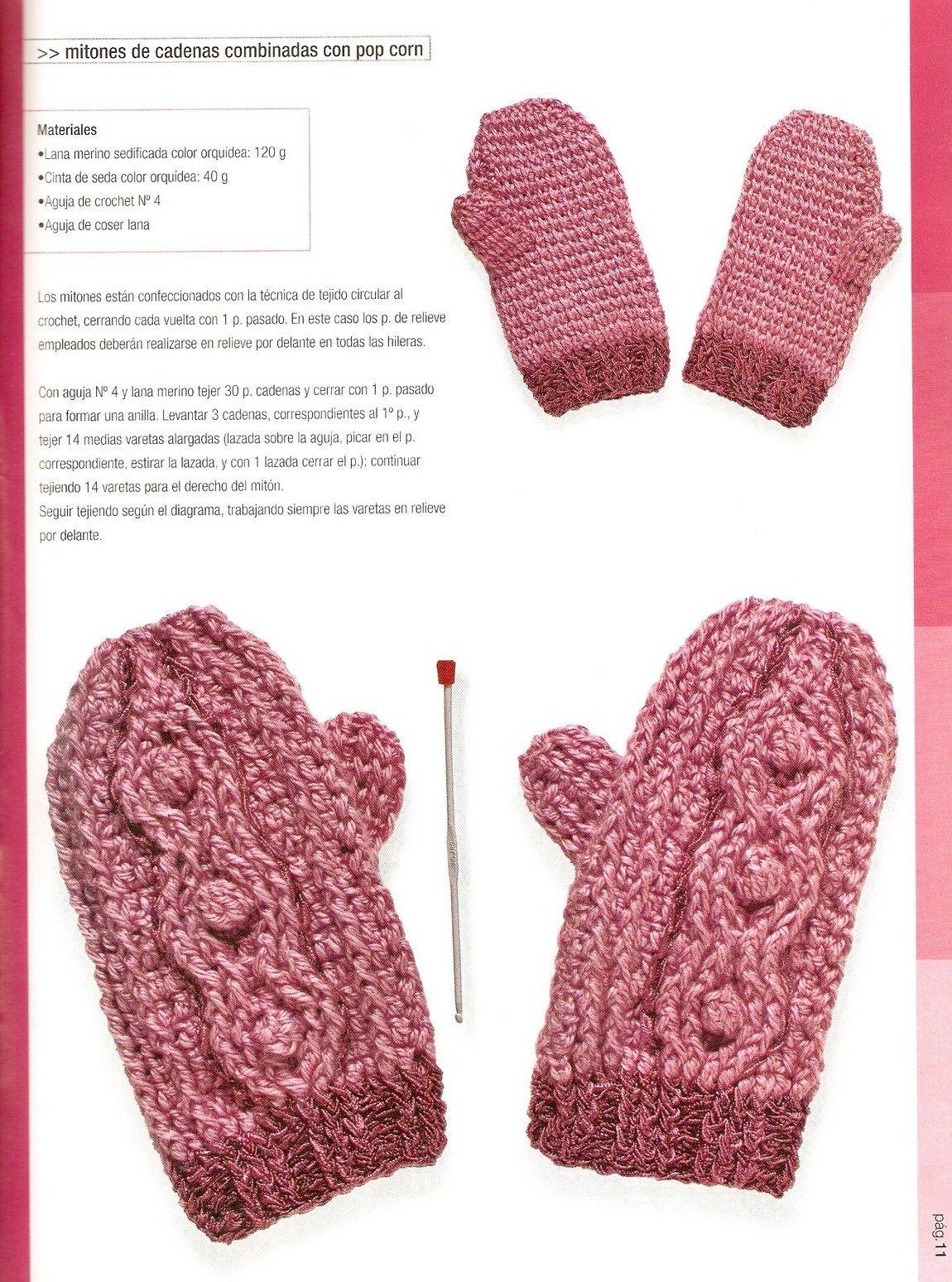 Perfecto Crochet Patrón Caso Aguja De Tejer Embellecimiento - Coser ...