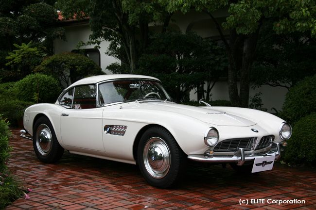 BMW 507 – Photos, News, Reviews, Specs, Car listings