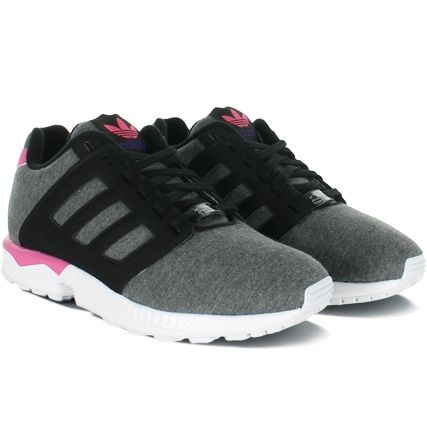 Adidas Baskets Chaussures Baskets Basses Baskets Femme Adidas Zx Flux