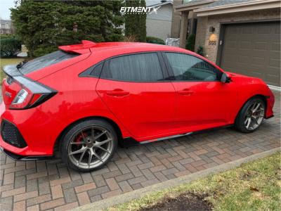 2016 Honda Civic Coupe Roof Rack