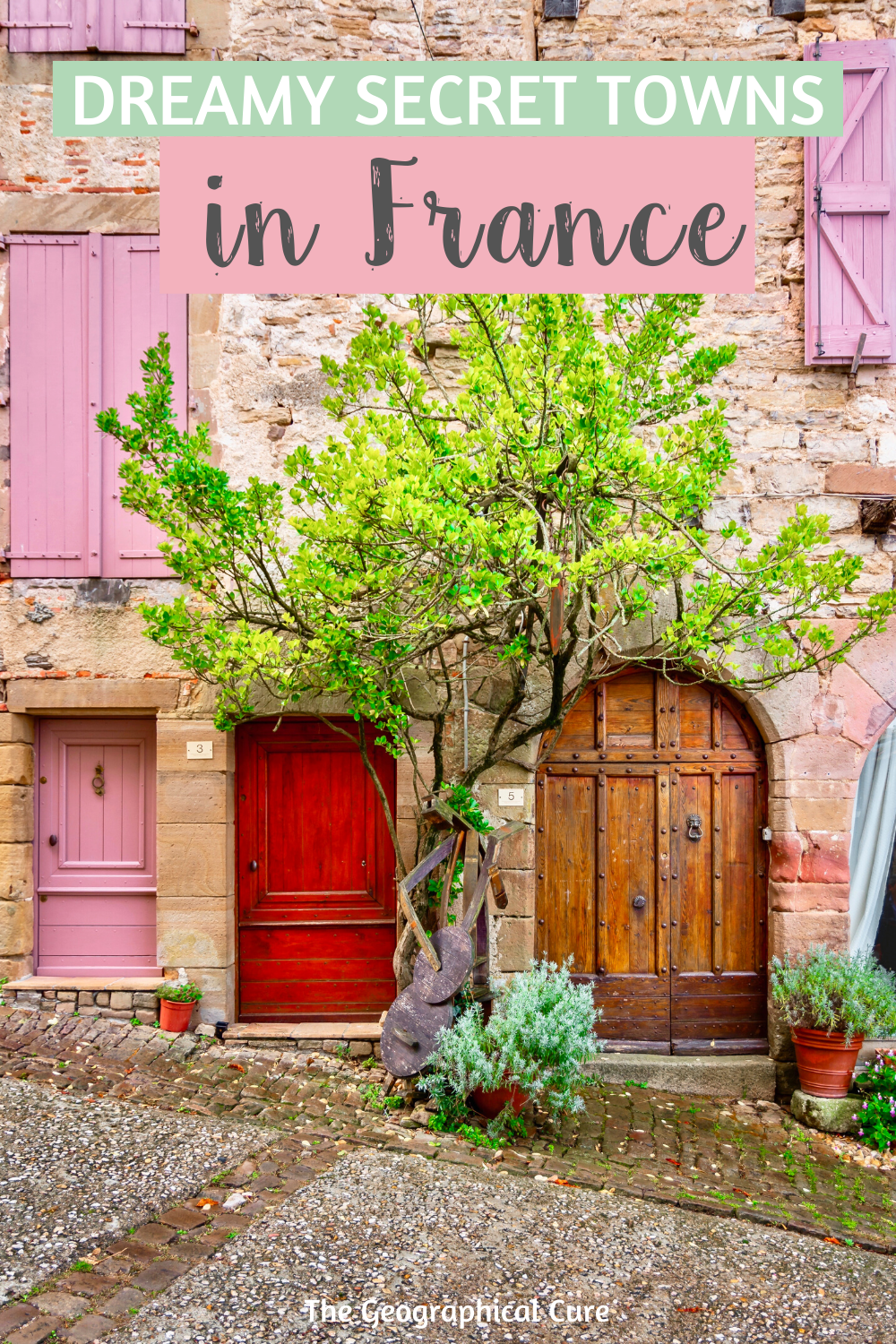 The Most Beautiful (Mostly) Secret Villages in France