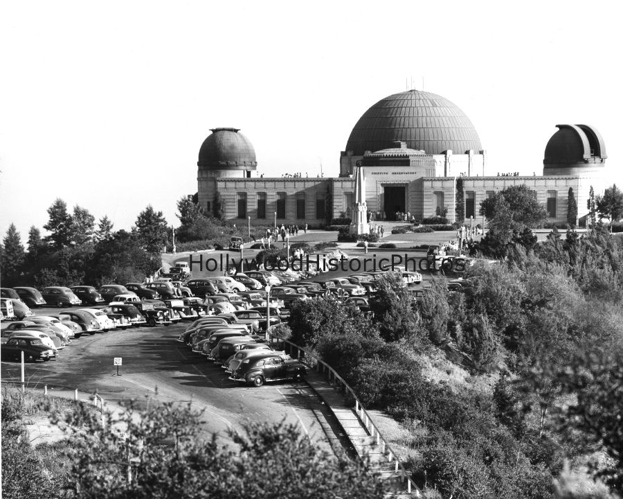 Griffith Observatory Los Angeles 1940 Los Angeles Parks Los Angeles Architecture Griffith Park