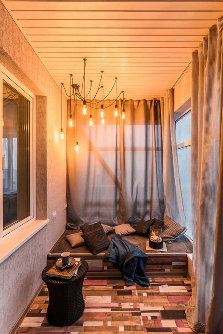 Living Room Balcony Design: Alluring And Fascinating Balcony Design Ideas