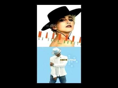 Madonna Vs Kevin Lyttle La Isla Bonita Turn Me On Remix Madonna Remix Isla