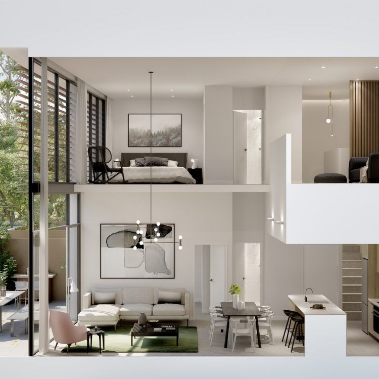 Sancturary Wentworth Point Residential Interior Architecture Residential Interior Interior Interior Architecture