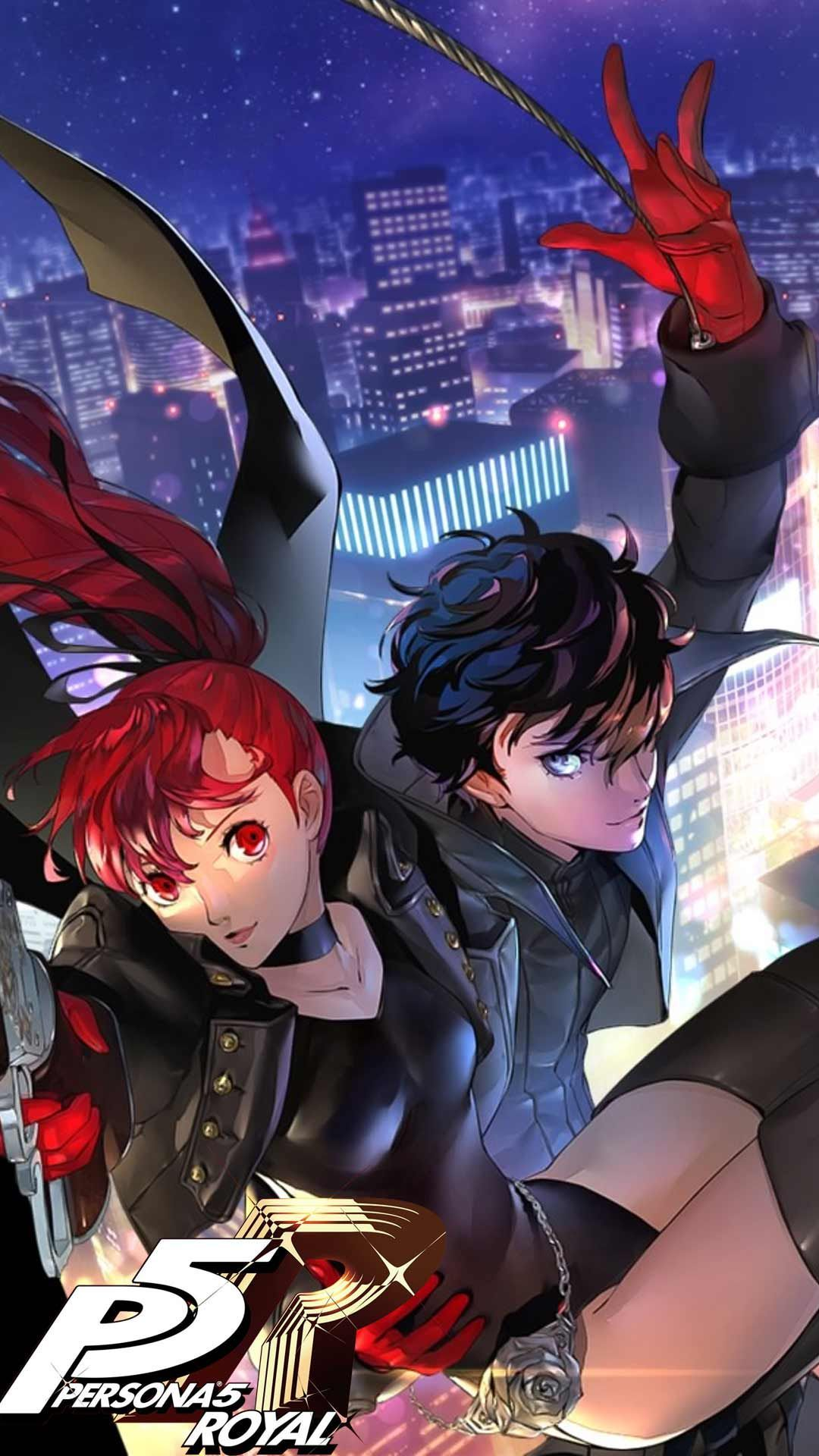Persona 5 Royal Wallpaper Hd Phone Backgrounds Characters Logo Art Poster For Iphone Android Screen In 2020 Persona 5 Anime Persona 5 Joker Persona 5