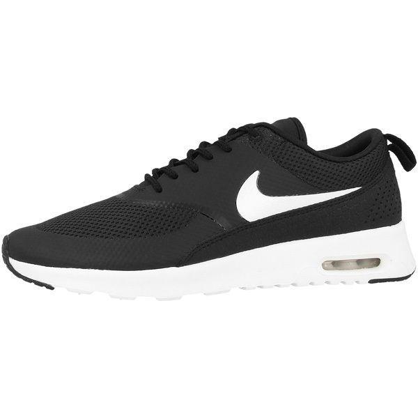 buy online 67c86 ee495 Nike Air Max Thea Women Schuhe Damen Sneaker 599409-020 black white Classic  Thea Women Schuhe