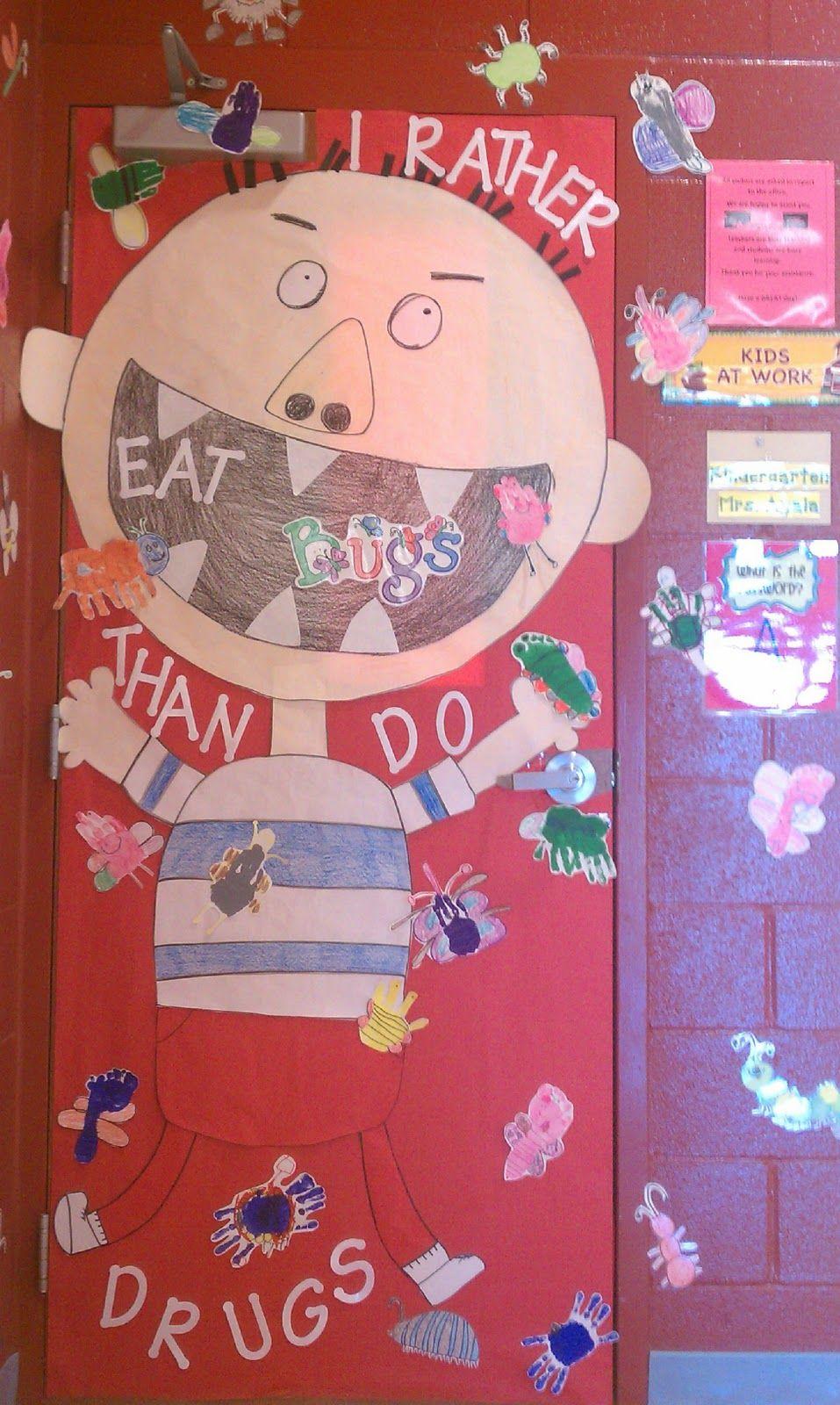 Travel Drug Free Door Decorating Contest Ideas Valoblogi Com