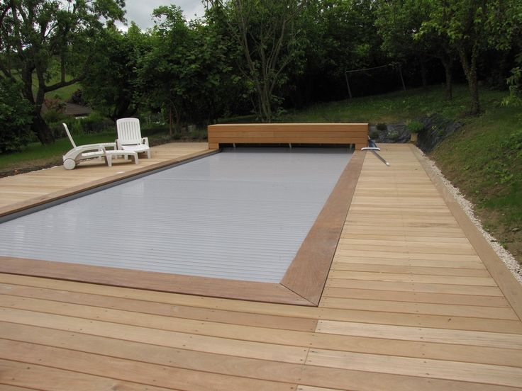 The Best Compound Wood Material Used The Pool Deck, Egypt