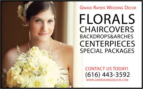 Grand Rapids Wedding Decor   grandrapidsbride.com