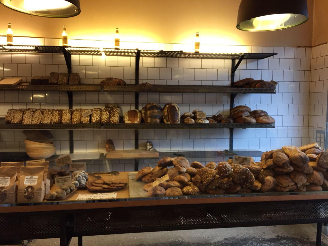 Total fedt brød hos bageriet Brød i Kbh