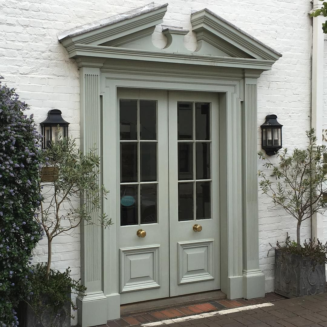 Unique White Front Entry Doors