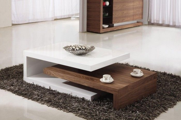 11 Modern Center Tables : Super Cool Styles | Living room ...