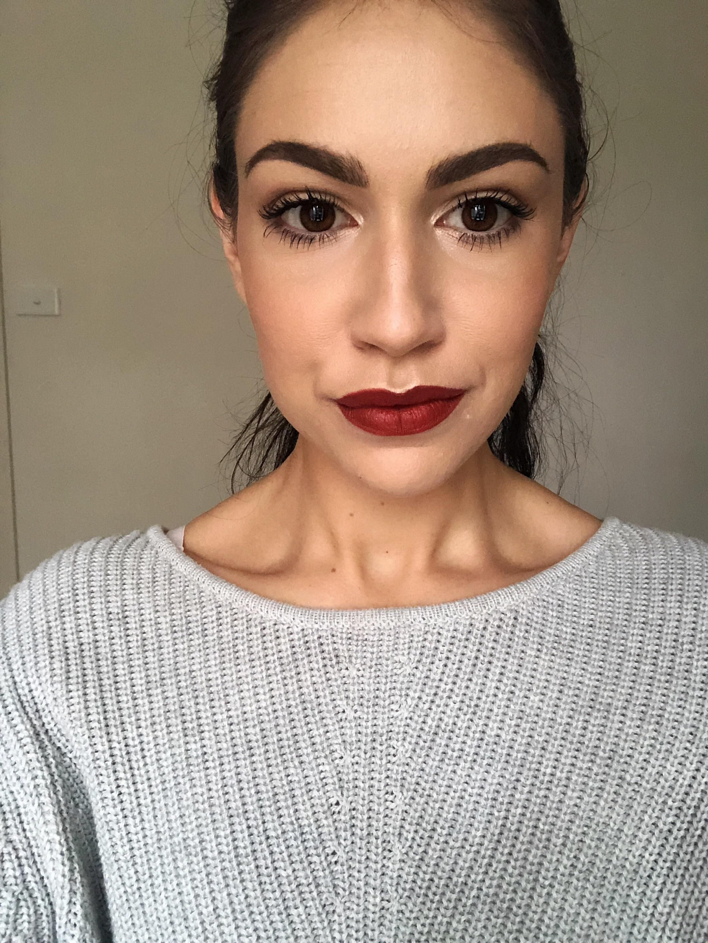 My favourite season for both weather and makeup is Autumn I dont