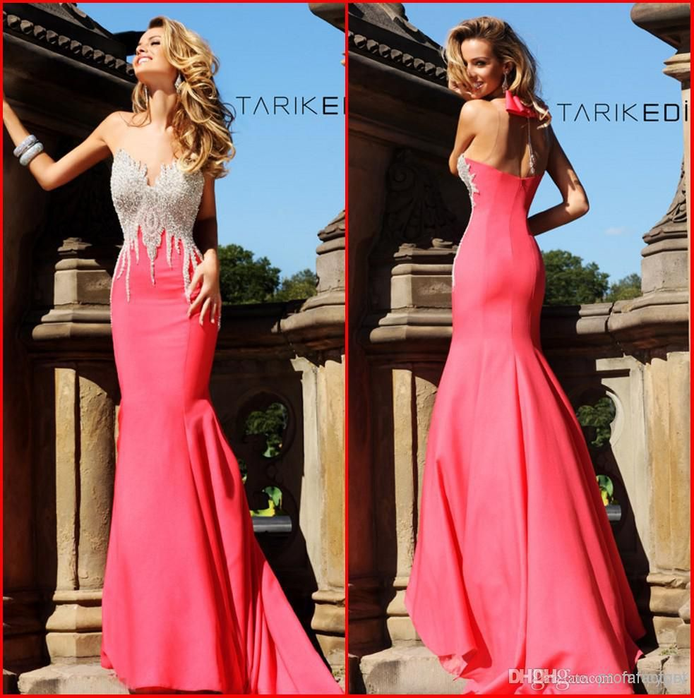 Wholesale formal dresses buy hot sell pink evening dresses with