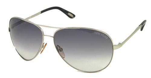 2bf65175512 AUTHENTIC TOM FORD SUNGLASSES FT0035 CHARLES SILVER TF 35 753 Tom Ford.   217.00. Save