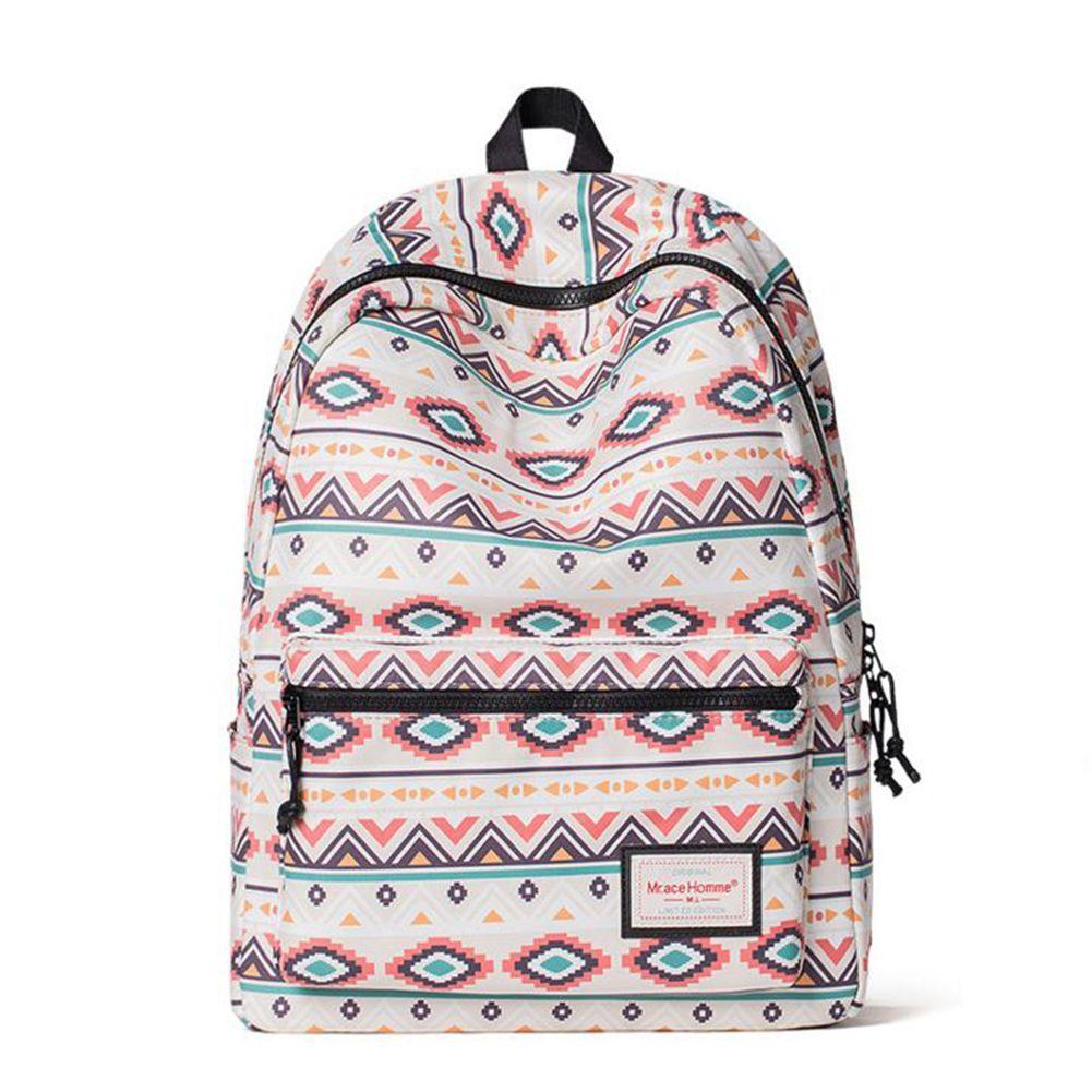 Fashion Ethnic Design Travel Bag back to school
