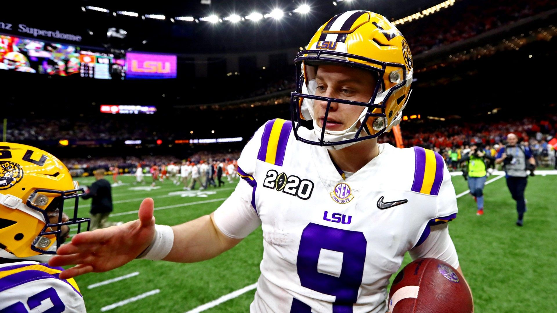 SPORTS ILLUSTRATED MAGAZINE DECEMBER 2 2019 LSU JOE BURROW