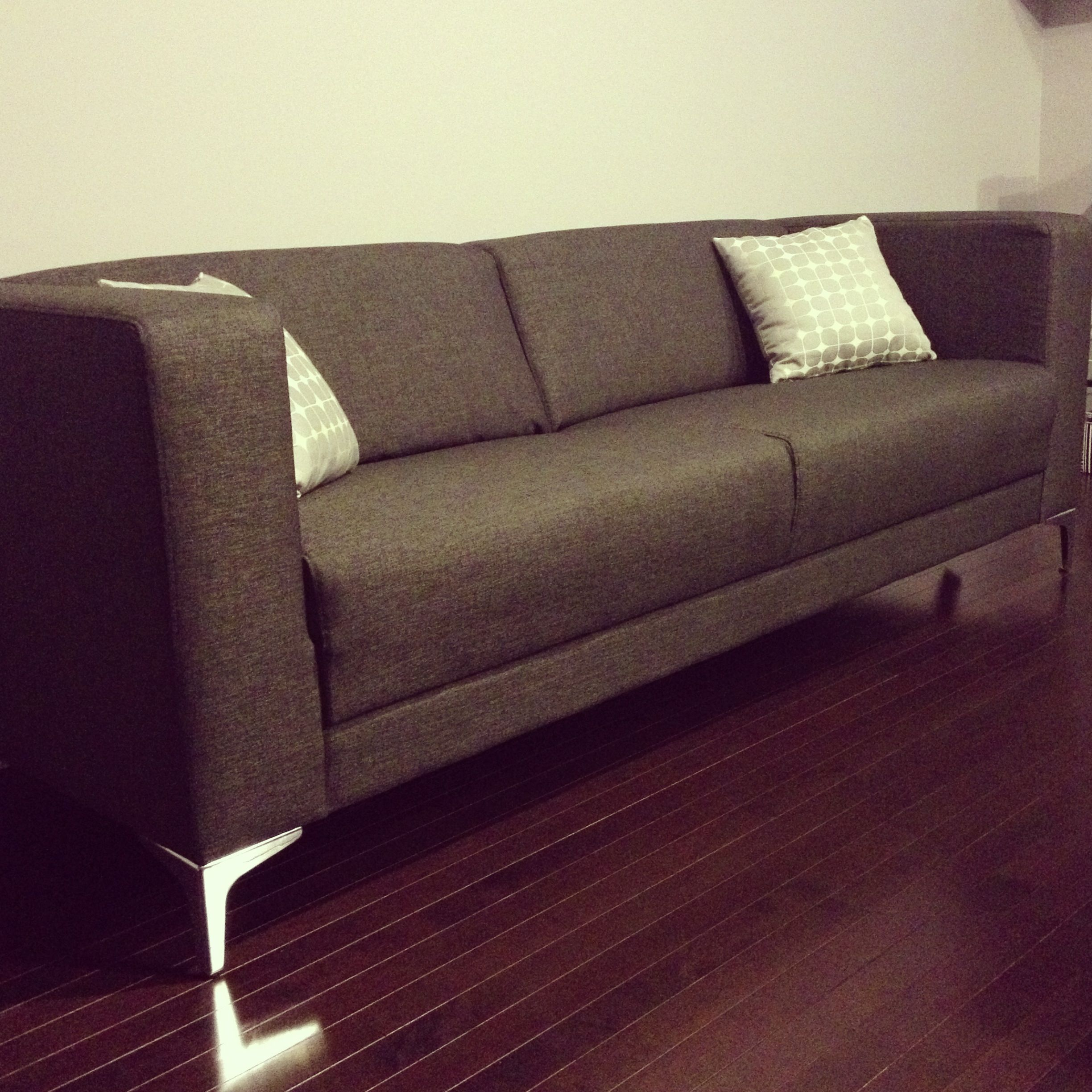 EQ3Spotted Stella couch Great Room Pinterest